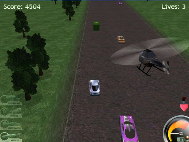 Highway Pursuit v1.1 Screenshot